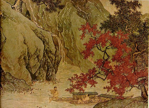 mountain-stream -by-tang-yin