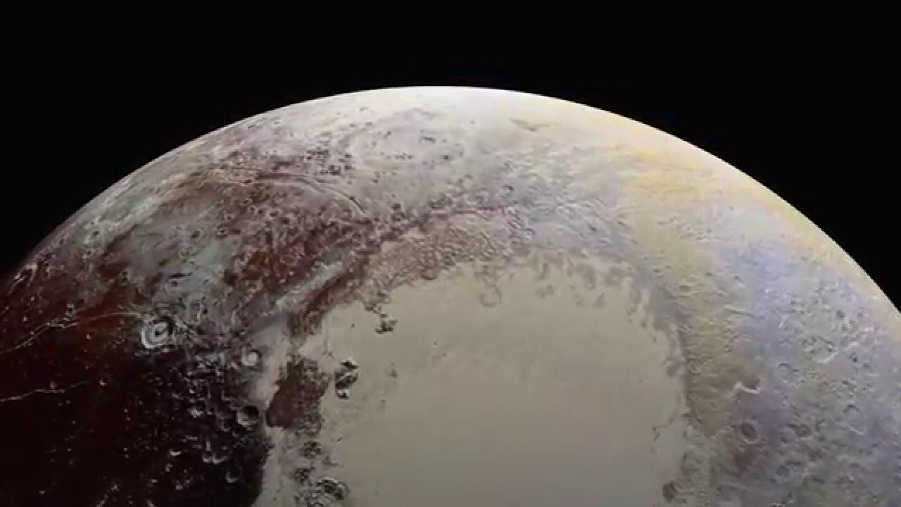 New Horizons Returns First, Best Images of Pluto | NASA