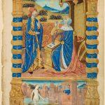 Leaf from a Book of Hours (Getty Museum)