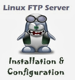 Get in FTP server in Linux
