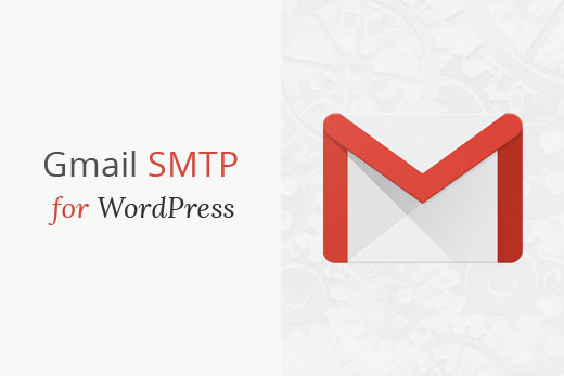 Send Email in WP using the Gmail SMTP Server
