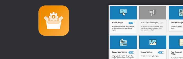 SiteOrigin Widgets Bundle — WordPress Plugins