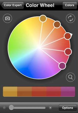 25 Tools for choosing a site color scheme